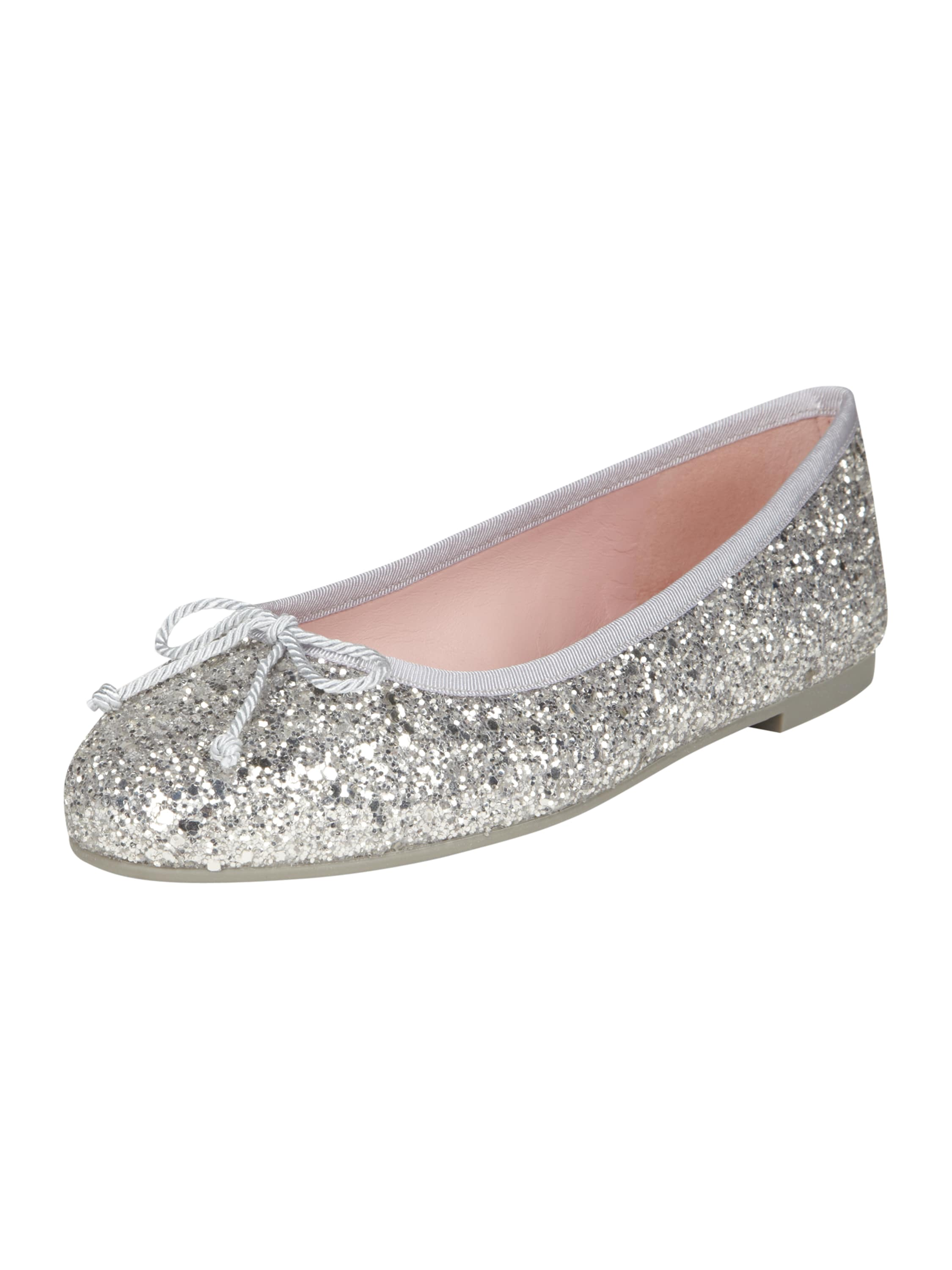 Ballerinas: Colonna Color: Blue Toe: Round toe Material: Glitter Heel: Flats - cm Insole: Leather Lining: Cotton Details: Adjustable cotton string JavaScript seems to be disabled in your browser.