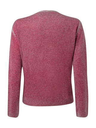 Princess Goes Hollywood Pullover mit Ziersteinbesatz Pink - 1