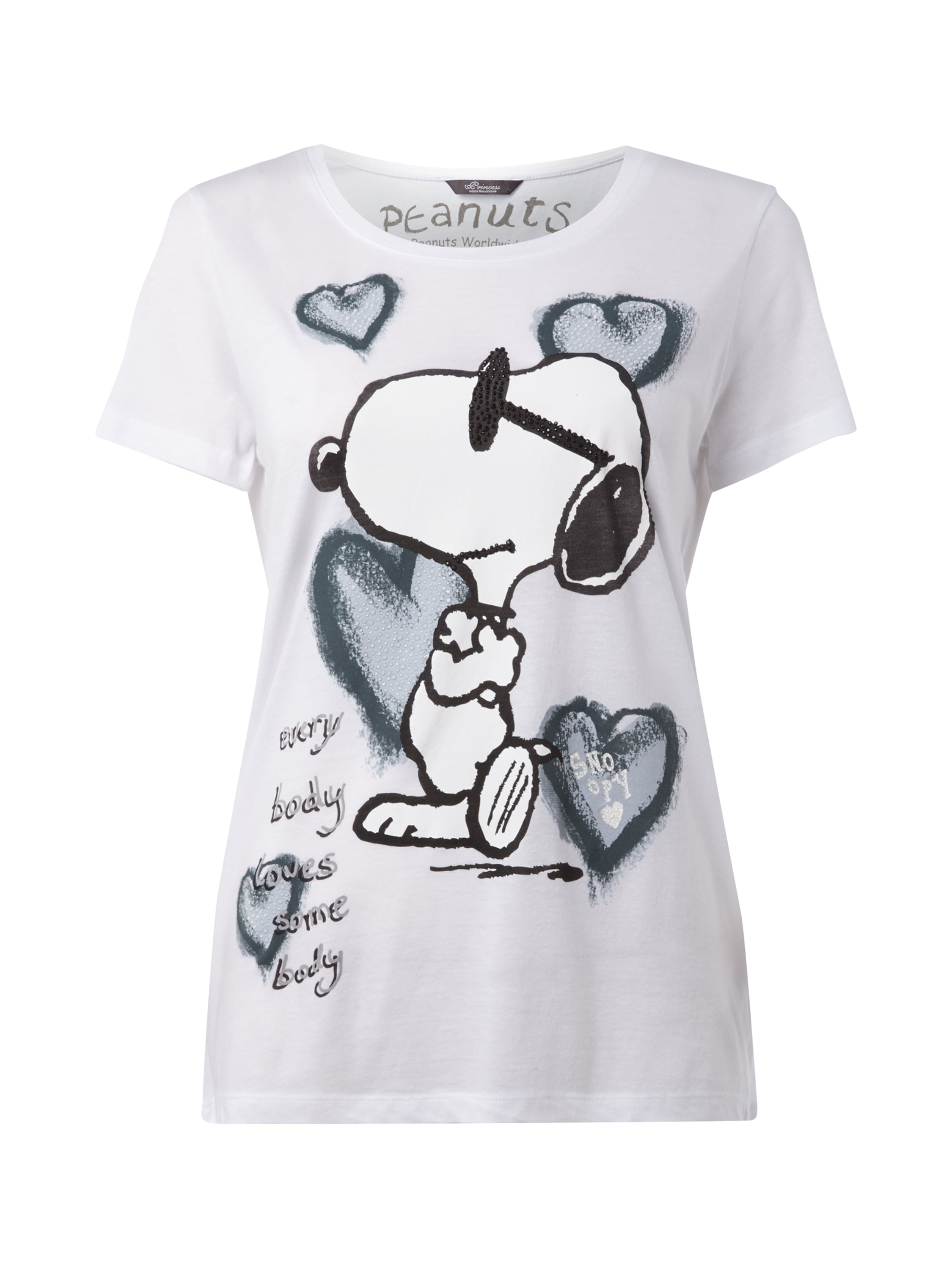princess goes hollywood t shirt mit snoopy print und. Black Bedroom Furniture Sets. Home Design Ideas