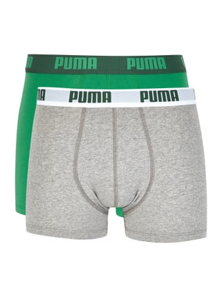 Retro Pants im 2er-Pack Grün - 1