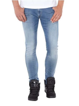 Replay Double Stone Washed Jeans Jeans - 1