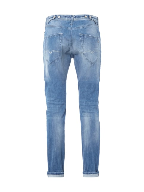 Rückansicht von Replay - ALT_DSTONE-WASHED-JEANS in Jeans - 1