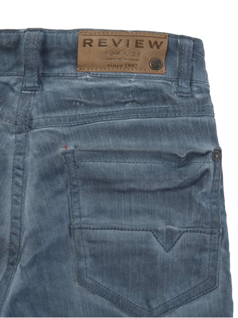 5-Pocket-Jeans im Sprayed-Look Review for Kids online kaufen - 1