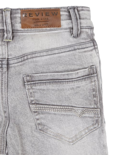 Bleached Jeans im Slim Fit Review for Kids online kaufen - 1