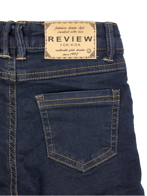 Coloured Slim Fit Jeans mit Futter Review for Kids online kaufen - 1