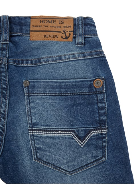 Jeans in 3/4-Länge Review for Kids online kaufen - 1
