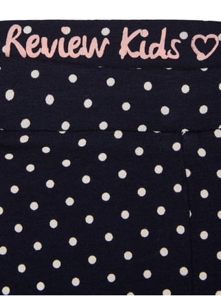 Leggings mit Punktemuster Review for Kids online kaufen - 1