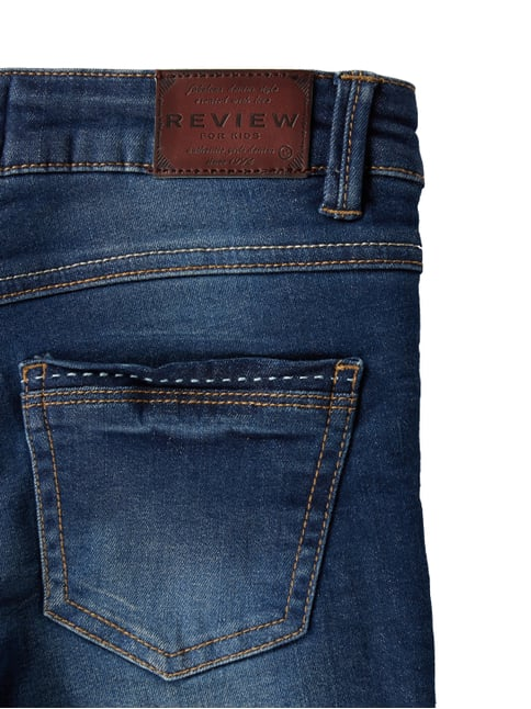 Regular Fit 5-Pocket-Jeans mit Fleecefutter Review for Kids online kaufen - 1