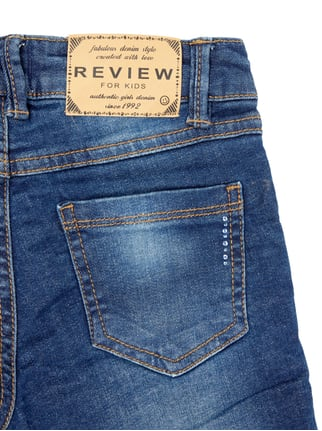 Regular Fit Jeans mit Fleecefutter Review for Kids online kaufen - 1
