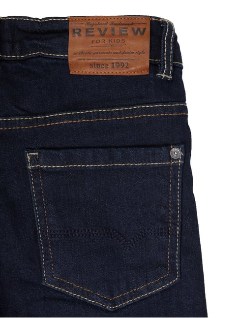 Rinsed Washed Jeans im Slim Fit Review for Kids online kaufen - 1