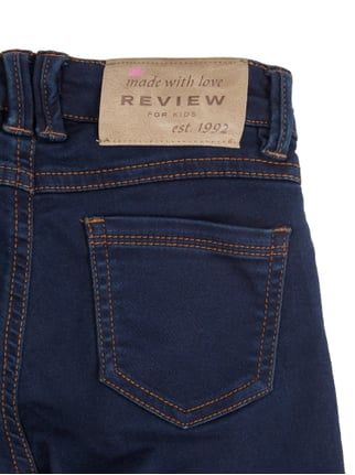 Skinny Fit Jeans mit regulierbarer Bundweite Review for Kids online kaufen - 1