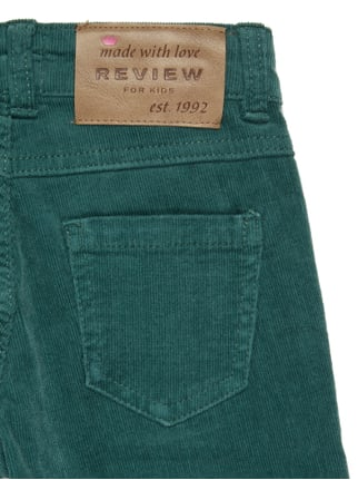 Slim Fit 5-Pocket-Cordhose mit Stretch-Anteil Review for Kids online kaufen - 1