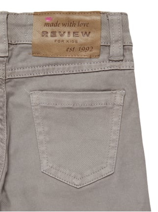 Slim Fit 5-Pocket-Hose mit Stretch-Anteil Review for Kids online kaufen - 1