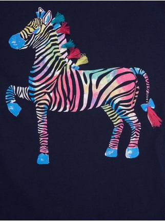 T-Shirt mit Fransenbesatz Review for Kids online kaufen - 1