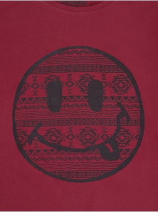 Longsleeve mit Smiley-Print Review for Teens online kaufen - 1
