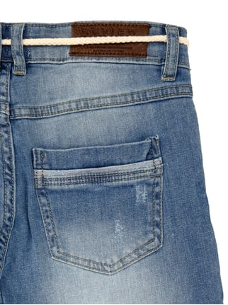 Regular Fit Jeans im Destroyed Look Review for Teens online kaufen - 1