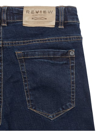 Rinsed Washed Slim Fit Jeans Review for Teens online kaufen - 1