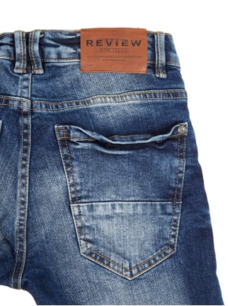 Skinny Fit Jeans mit regulierbarer Bundweite Review for Teens online kaufen - 1