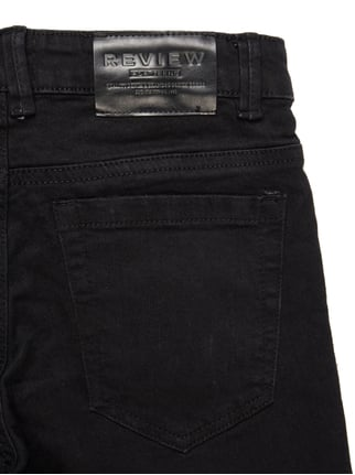 Slim Fit Jeans im Destroyed Look Review for Teens online kaufen - 1