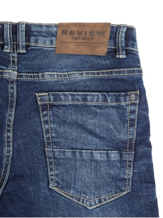 Slim Fit Jeans im Used Look Review for Teens online kaufen - 1