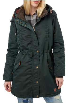 REVIEW Parka mit Teddyfutter Bottle - 1