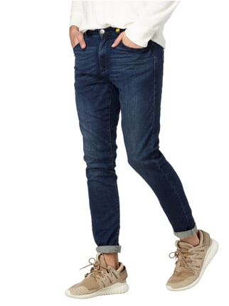REVIEW Stone Washed Skinny Fit 5-Pocket-Jeans Jeans - 1