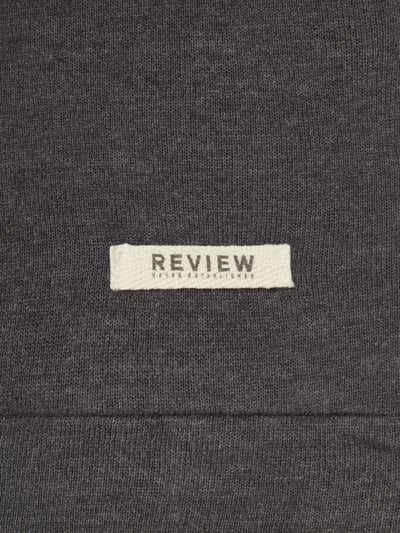 Sweatshirt mit Tube Collar REVIEW online kaufen - 2
