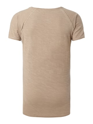 REVIEW T-Shirt mit Raglanärmeln Taupe - 1