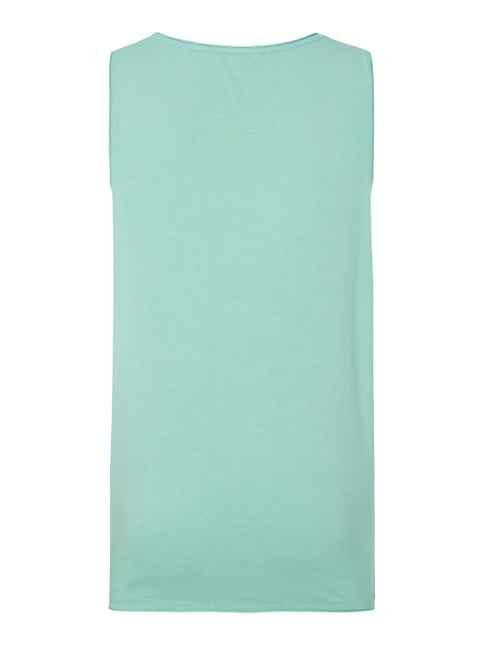REVIEW Tanktop mit Print Mint - 1