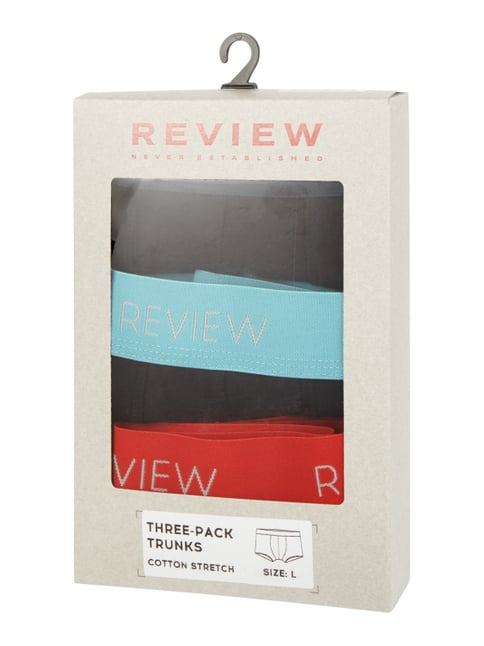 Trunks im 3er-Pack REVIEW online kaufen - 1