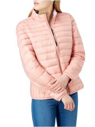 s.Oliver RED LABEL Light-Daunenjacke mit Steppungen Rosa - 1