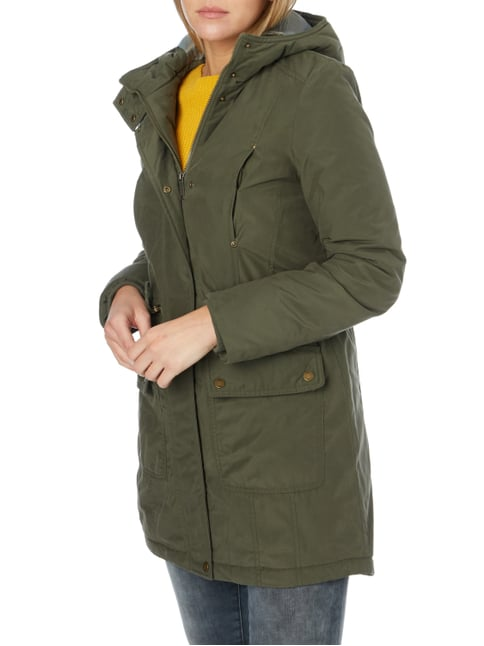 s.Oliver RED LABEL Parka mit Wattierung Khaki - 1