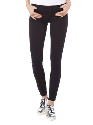 Maison Scotch Skinny Fit Coloured Jeans Schwarz - 1