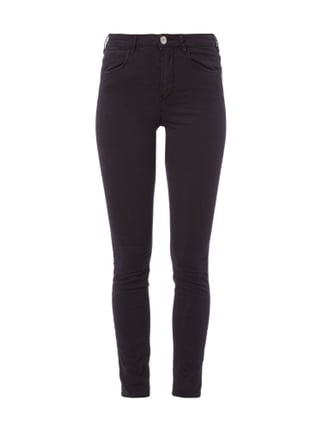 Skinny Fit Coloured Jeans Grau / Schwarz - 1