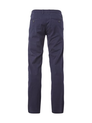 Rückansicht von Selected Homme - THEMA-HERREN-BACK-TO-THE-ROOTS in Marineblau - 1