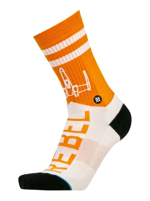 Socken mit Star Wars-Motiven Orange - 1