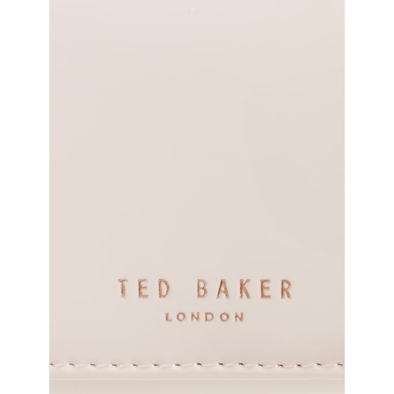 ted baker geldb rse aus lackleder the fashion victim. Black Bedroom Furniture Sets. Home Design Ideas