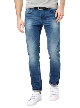 Tom Tailor Denim Stone Washed Slim Fit 5-Pocket-Jeans Jeans - 1