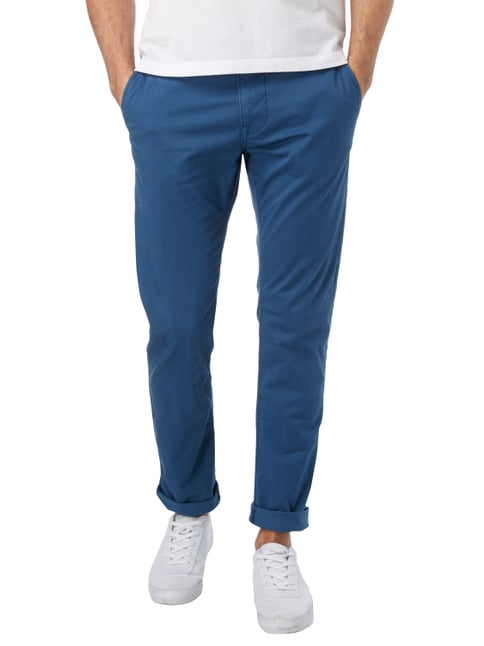 Tom Tailor Regular Fit Chino mit Gürtel Jeans - 1