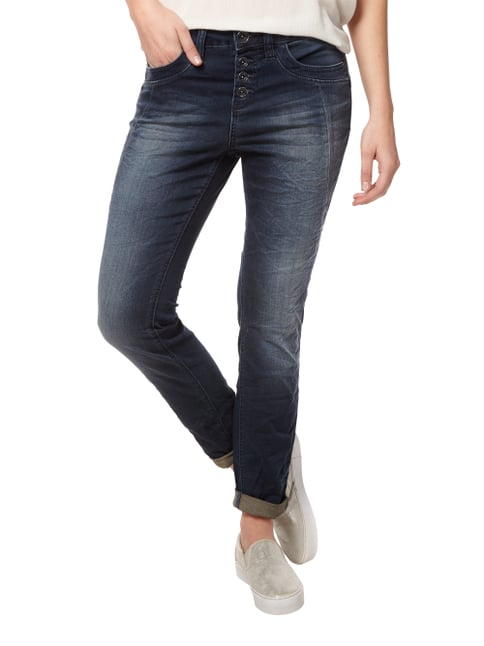 Tom Tailor Relaxed Fit Stone Washed Jeans Jeans - 1