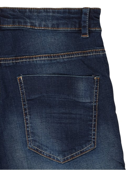Stone Washed Comfy Fit 5-Pocket-Jeans Tom Tailor online kaufen - 1