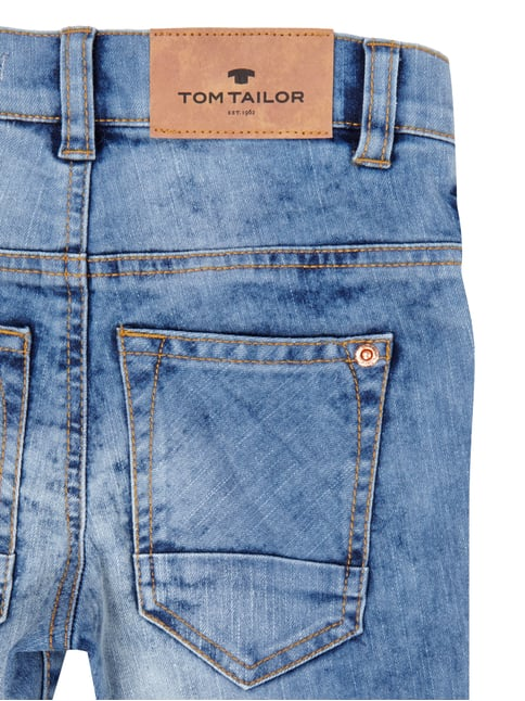 Stone Washed Slim Fit Jeans Tom Tailor online kaufen - 1