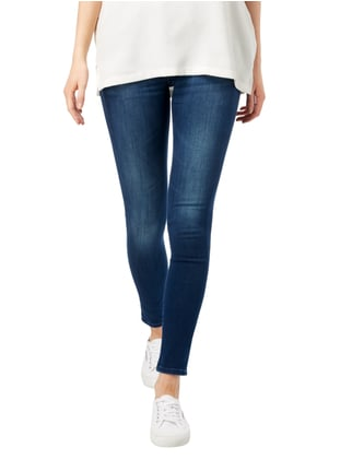 Tommy Hilfiger Stone Washed Jegging Fit Jeans mit Stretch-Anteil Dunkelblau - 1