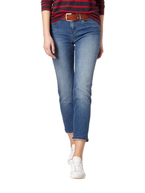 Tommy Hilfiger Stone Washed Straight Fit Jeans Jeans meliert - 1