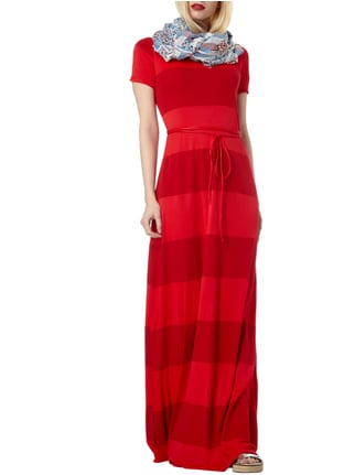 Tommy Hilfiger Striped Maxi Dress Gigi Hadid in Rot - 1