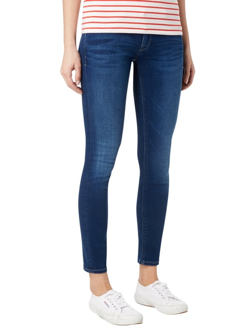 Hilfiger Denim Stone Washed Skinny Fit Jeans mit Stretch-Anteil Jeans - 1