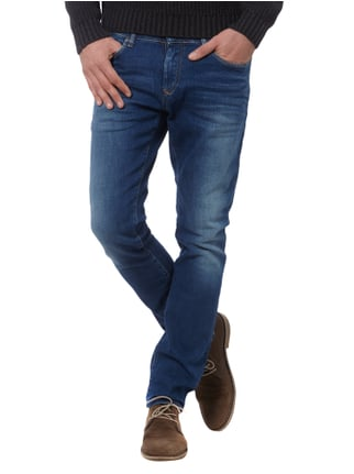 Hilfiger Denim Stone Washed Slim Fit Jeans Jeans meliert - 1
