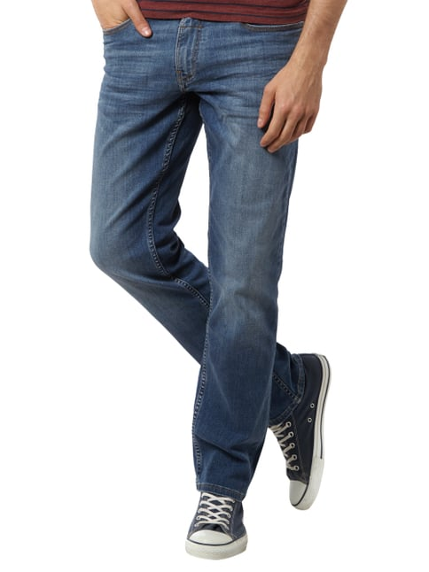 Hilfiger Denim Straight Fit Stone Washed Jeans Jeans - 1