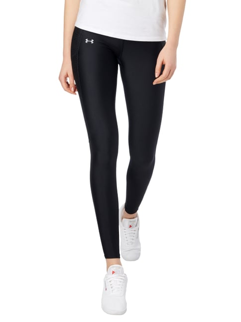 Under Armour Funktionsleggings mit HeatGear®-Technologie Schwarz - 1