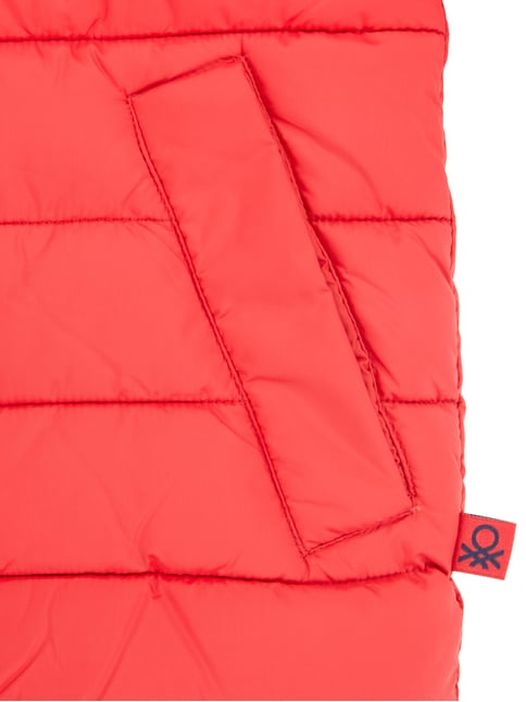 Steppjacke mit Kapuze - wattiert United Colors of Benetton online kaufen - 1